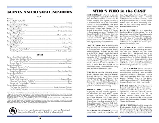 DESIGN: Rochester Broadway Theatre League 2009/2010 Season | www ...