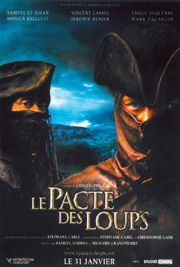 Le Pacte des loups [Brotherhood of the Wolf]